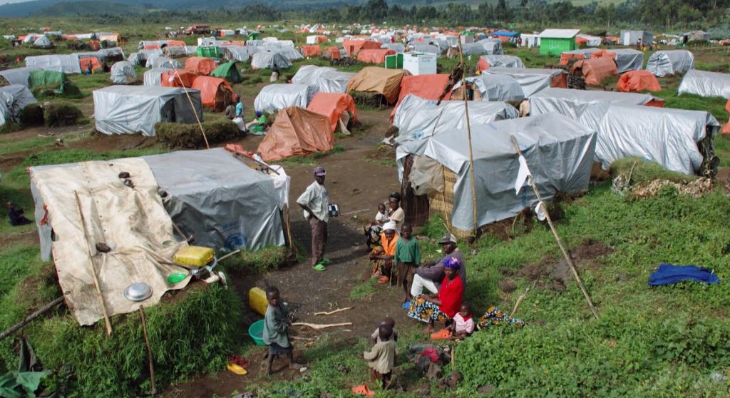 Bidi Bidi Refugee Settlement Camp